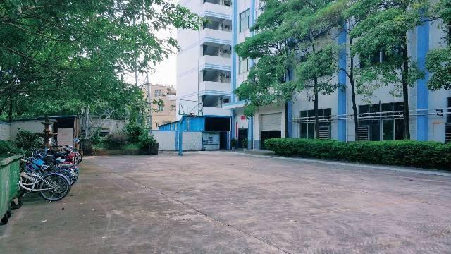 龙岗中心城原房东独院厂房出租4800平可分租