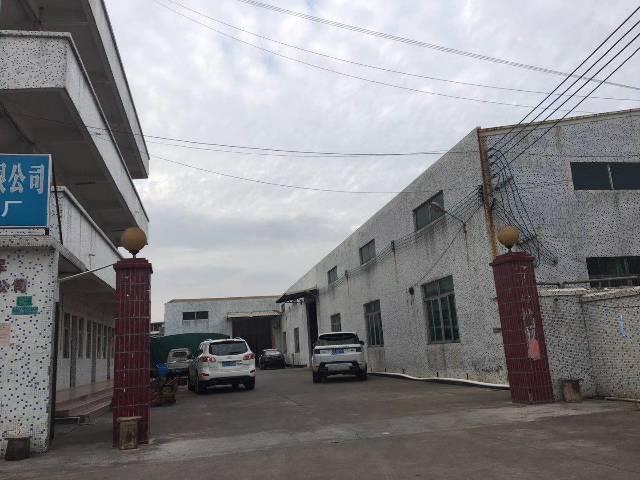 茶山镇 刚新出五金喷图单一层2600平招租