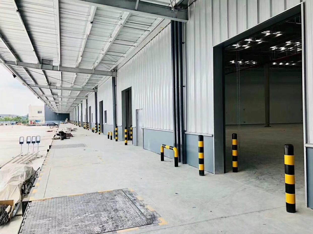 沿江高速出口原房东实际面积30000平米标准物流仓库出租