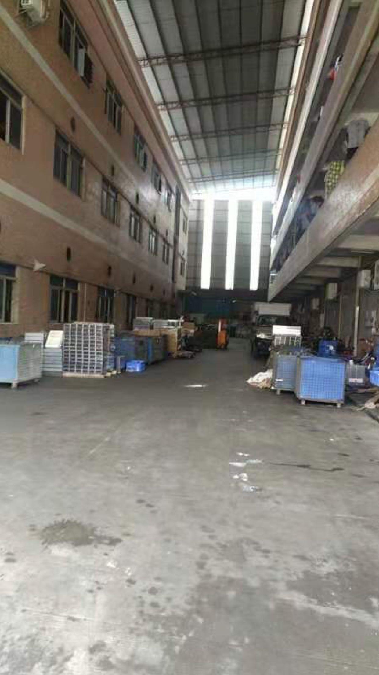 塘厦138二楼标准厂房1350平方米出租