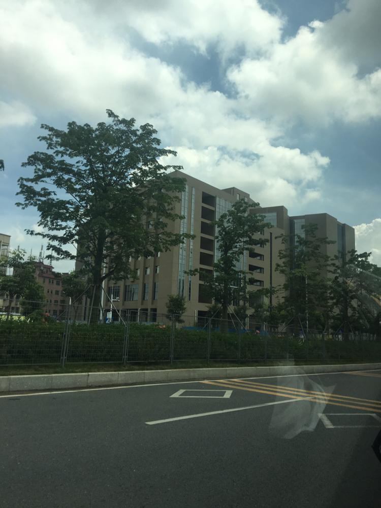 临深片区红本花园厂房,占地12700平建筑17500平急售