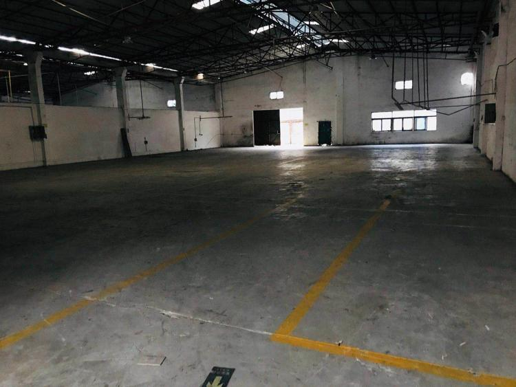 松岗潭头107国道附近新出钢构厂房可做临时仓库大小分租