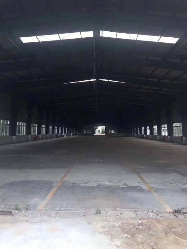 惠城区汝湖镇仍图新出钢构厂房出租面积9000