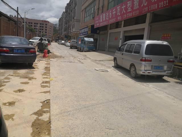 凤岗镇马路边小商铺出租580平-图4