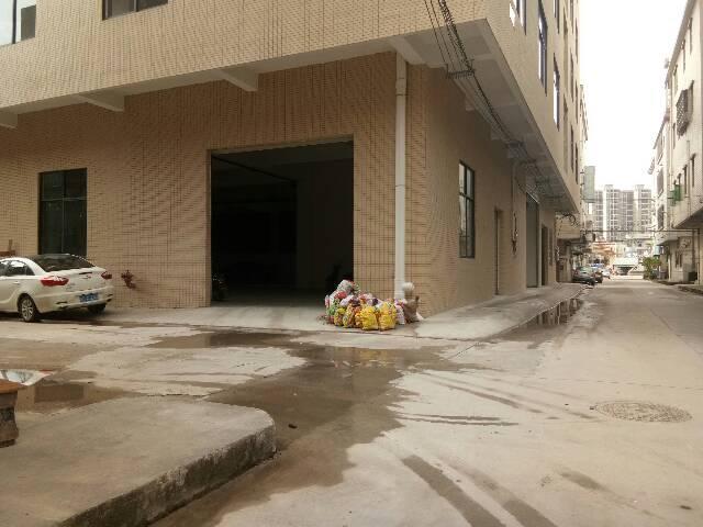 靠近黄江镇中心新厂房出租