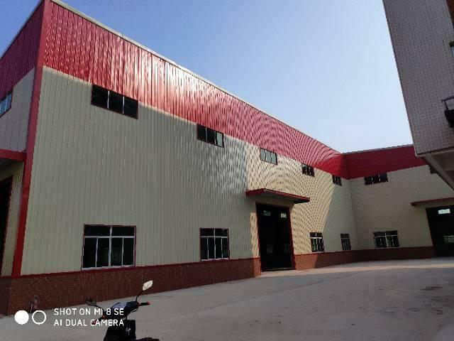新出单一层厂房6800平,能办环评,滴水9米,交通便利!