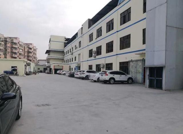 惠州园洲占地4000m²,建筑3000m²村委厂房转
