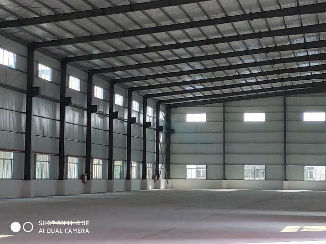 新出单一层厂房6800平,能办环评,滴水9米,交通便利!-图2