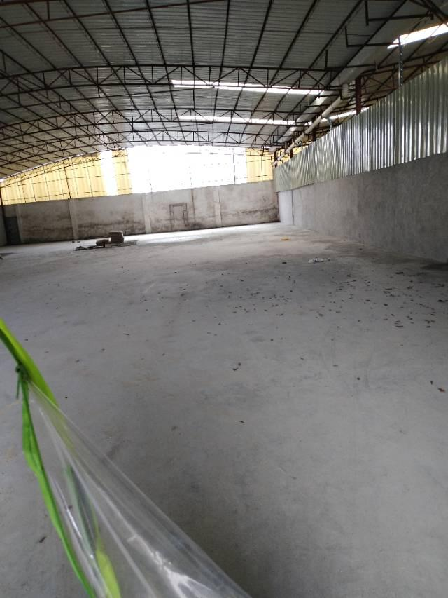 广州市花都区新华镇芙蓉大道附近铁皮厂房出租面积800方,原房