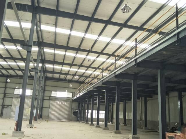 龙泉经开区1700钢架结构厂房出租