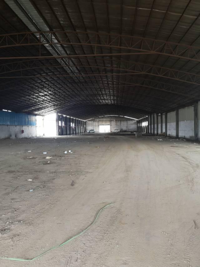 白云区嘉禾街道厂房仓库招租单一层1500平方大小可分租