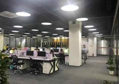广兴源互联网创意园 237m² 采光好 可分租