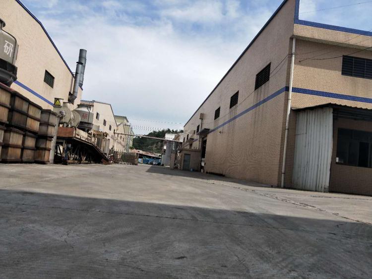 仓库客户福音独院仓库钢构滴水9米