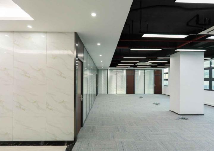 宝安高新奇科技园 2178m² 楼层高 精装 可分租图片2