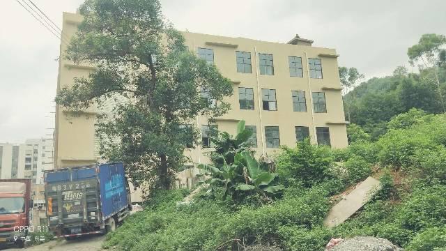 长安涌头小独栋4600平全新重工厂房一楼高六米可做污染行业。