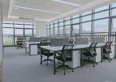 宝安区新安友谊大厦 110m² 拎包入住 带装修