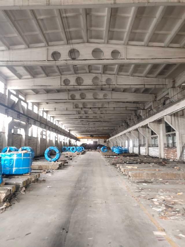 厚街镇赤岭村靠近南城新出2800方仓库出租滴水12米带3吨行
