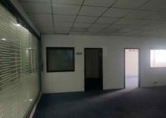宝安精装写字楼 鸿都商务大厦 118m² 业主直租