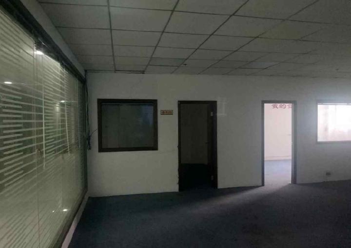 宝安精装写字楼 鸿都商务大厦 118m² 业主直租图片1