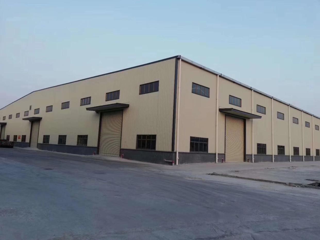 石湾钢构厂房出租