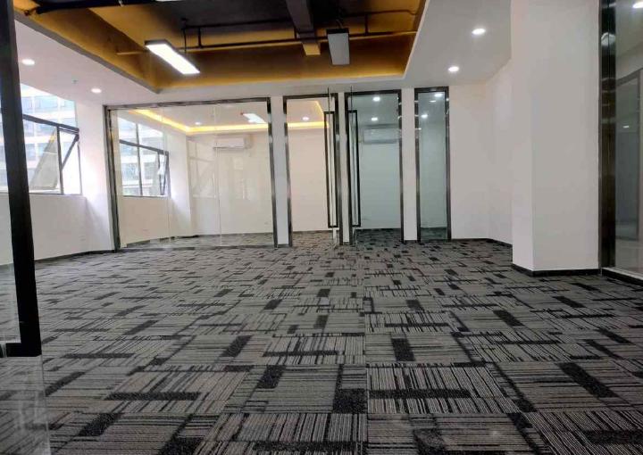 宝安新安高新奇科技园 136m² 采光好 大开间图片2