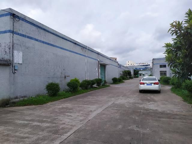 惠州惠阳秋长独门独院钢构厂房1600平出租可办理环评-图6