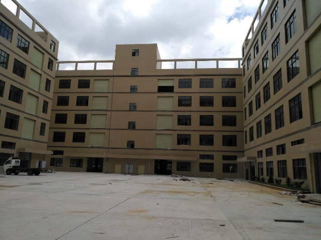 平湖街道华南城附近一楼厂房仓库800平米出租面积实用