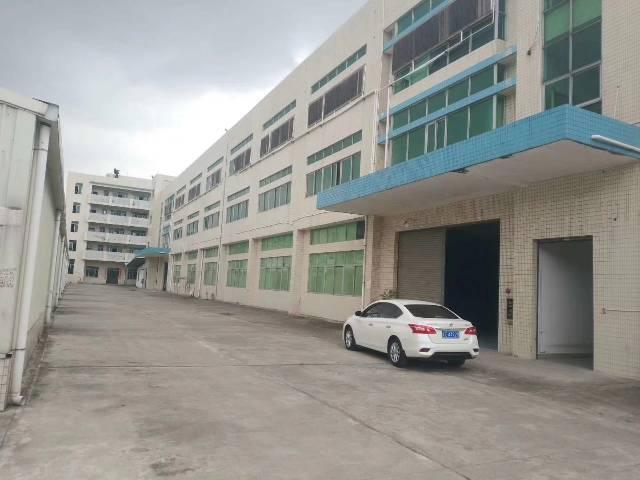 惠州市惠城区三栋独门独院标准厂房招租