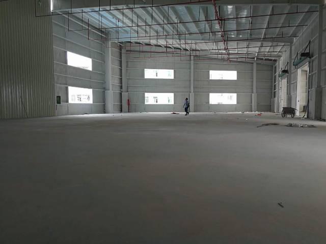 横岗靠盐田新出一楼2000平标准物流仓库