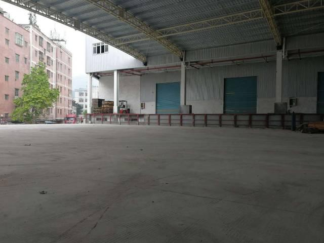 横岗靠盐田新出一楼2000平标准物流仓库-图3