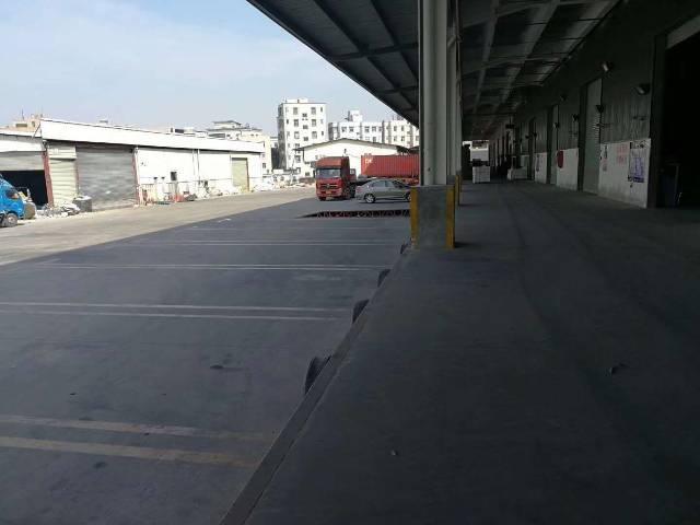 盐田惠盐路旁新出一楼2000平带卸货平台标准物流仓库出租