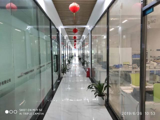 大浪商业中心楼上223平30价电商厂房
