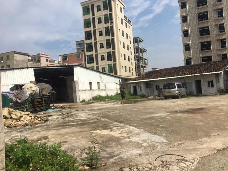 原房东厂房出租,空地随便用,价格便宜。