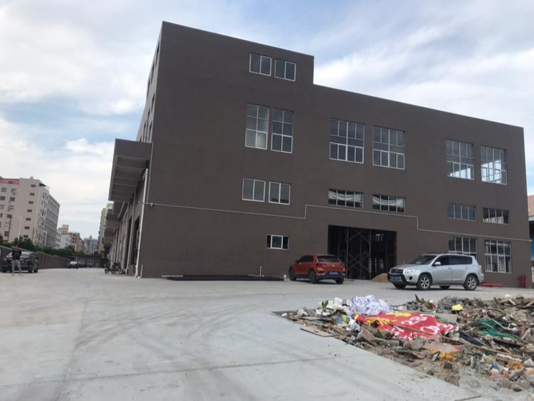 长安镇高速出口全新重工业厂房单层面积4000平