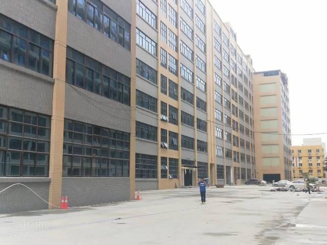 长安原房东全新重工业厂房123150平配3吨电梯1楼高6米