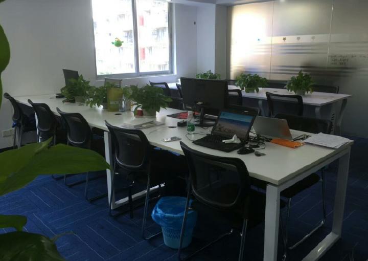 宝安区智工小镇 152m² 可注册办公室租赁图片3