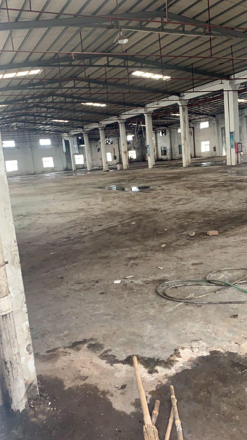 惠阳独门独院钢构厂房出租价格便宜面积实量证件齐全