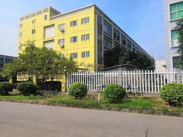 惠州博罗花园式双证厂房
