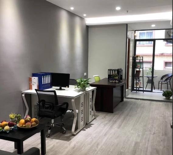 25m² 适合创业公司德安电商基地精装修办公室出租图片2
