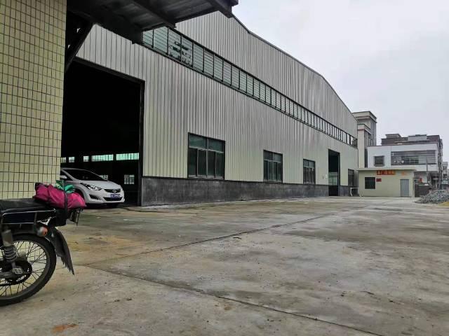 博罗县园洲新出滴水11米厂房