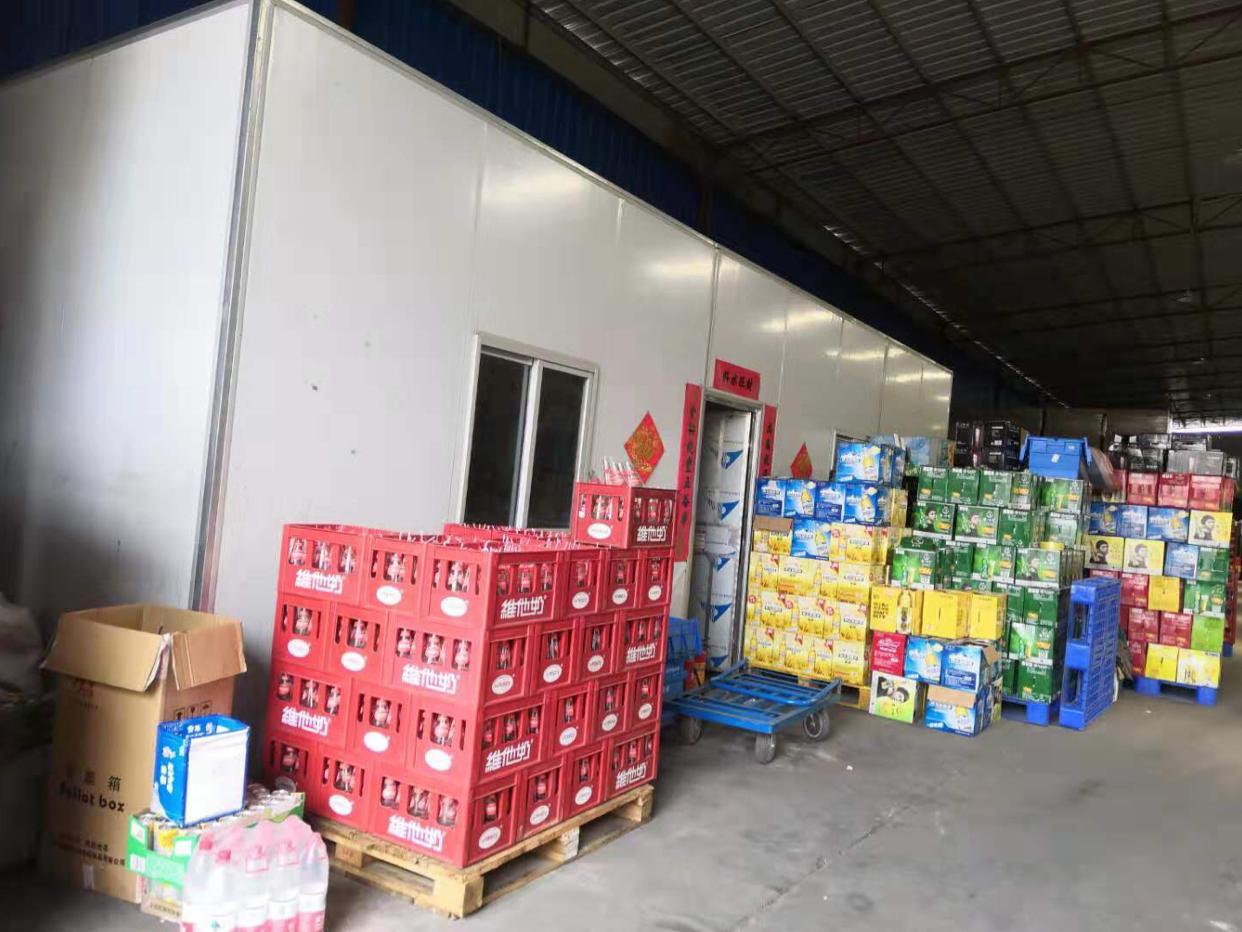 广州天河珠吉1300平食品饮料仓库出租-图2