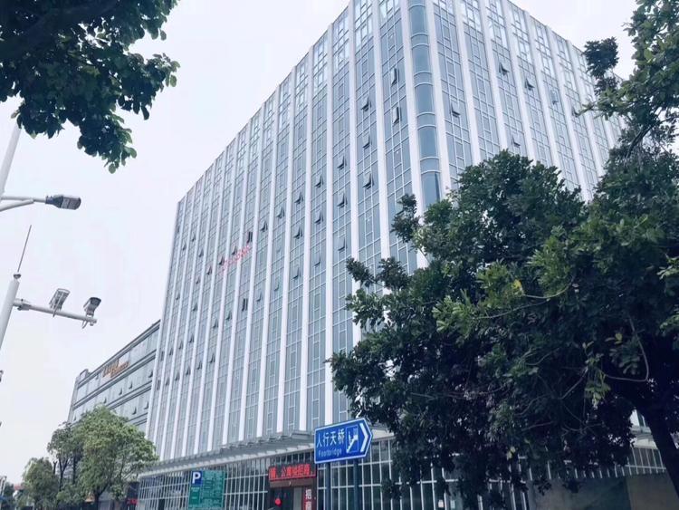 福永地铁口写字楼办公室带家具出租