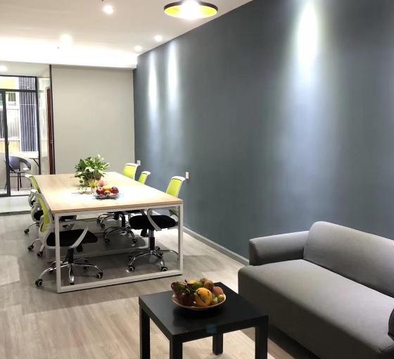 25m² 适合创业公司德安电商基地精装修办公室出租图片1