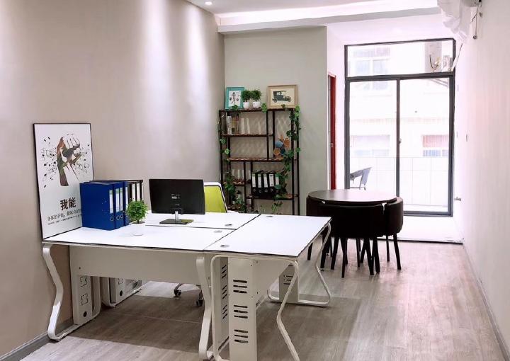 【拎包入住】德安电商基地 45m² 小面积办公室出租图片1