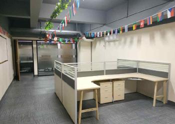 宝安小型办公室租赁  69m² 带装修 可注册图片3