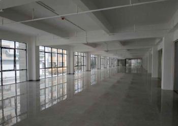 成熟商圈 民俗文化产业园简装写字楼 135m² 免中介费图片2