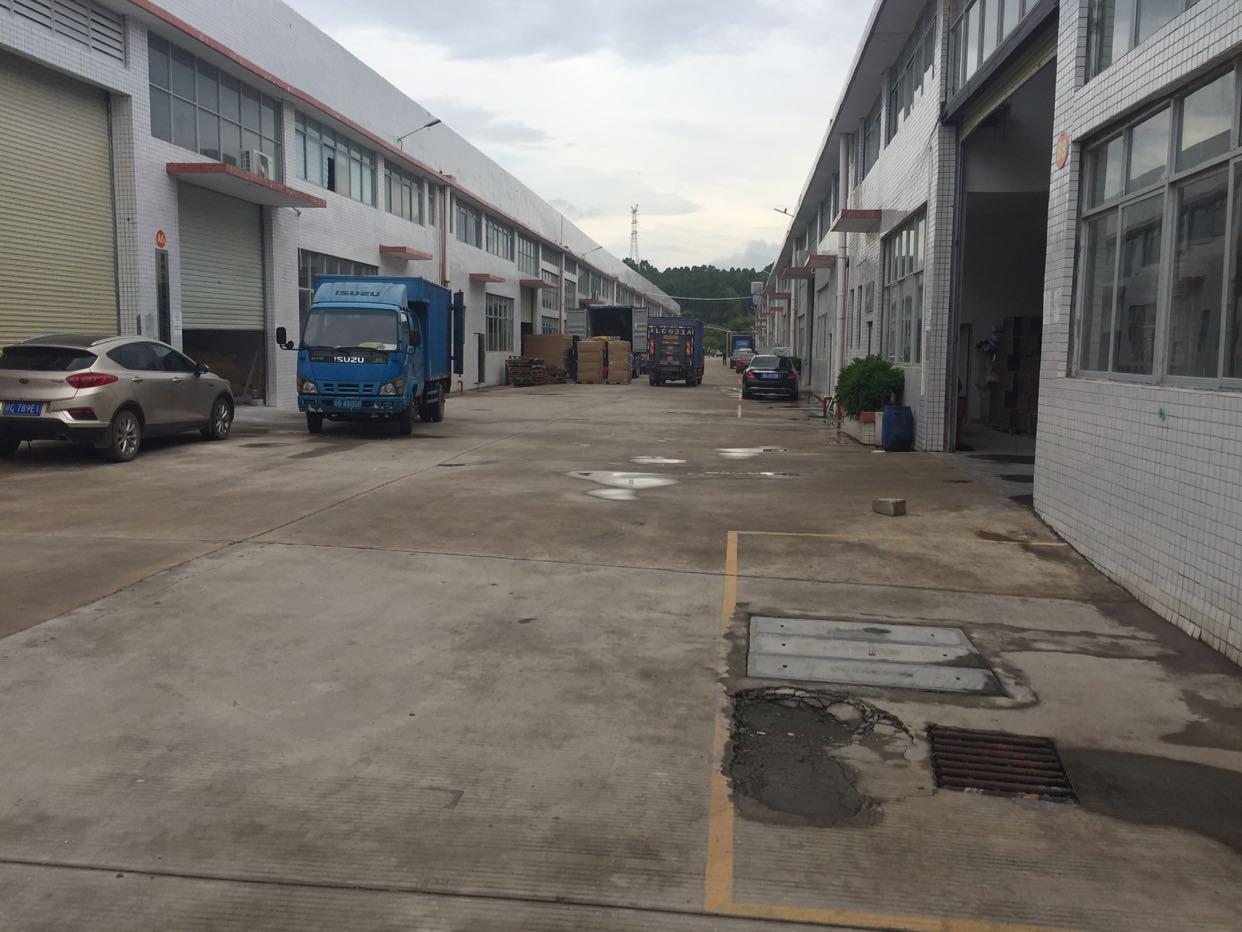 博罗园洲新出五层原房东标准厂房,厂房面积9000平方