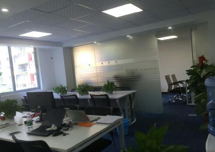 宝安区智工小镇 152m² 可注册办公室租赁图片2