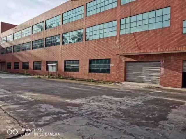 原房东花园式独院厂房出租 1.三层3600平方