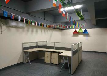 宝安小型办公室租赁  69m² 带装修 可注册图片2